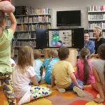 Warsztaty w Bibliotece Publicznej na Wilanowie